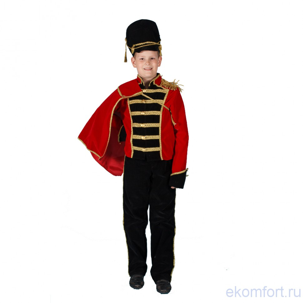 Выкройка костюм гусар для мальчика