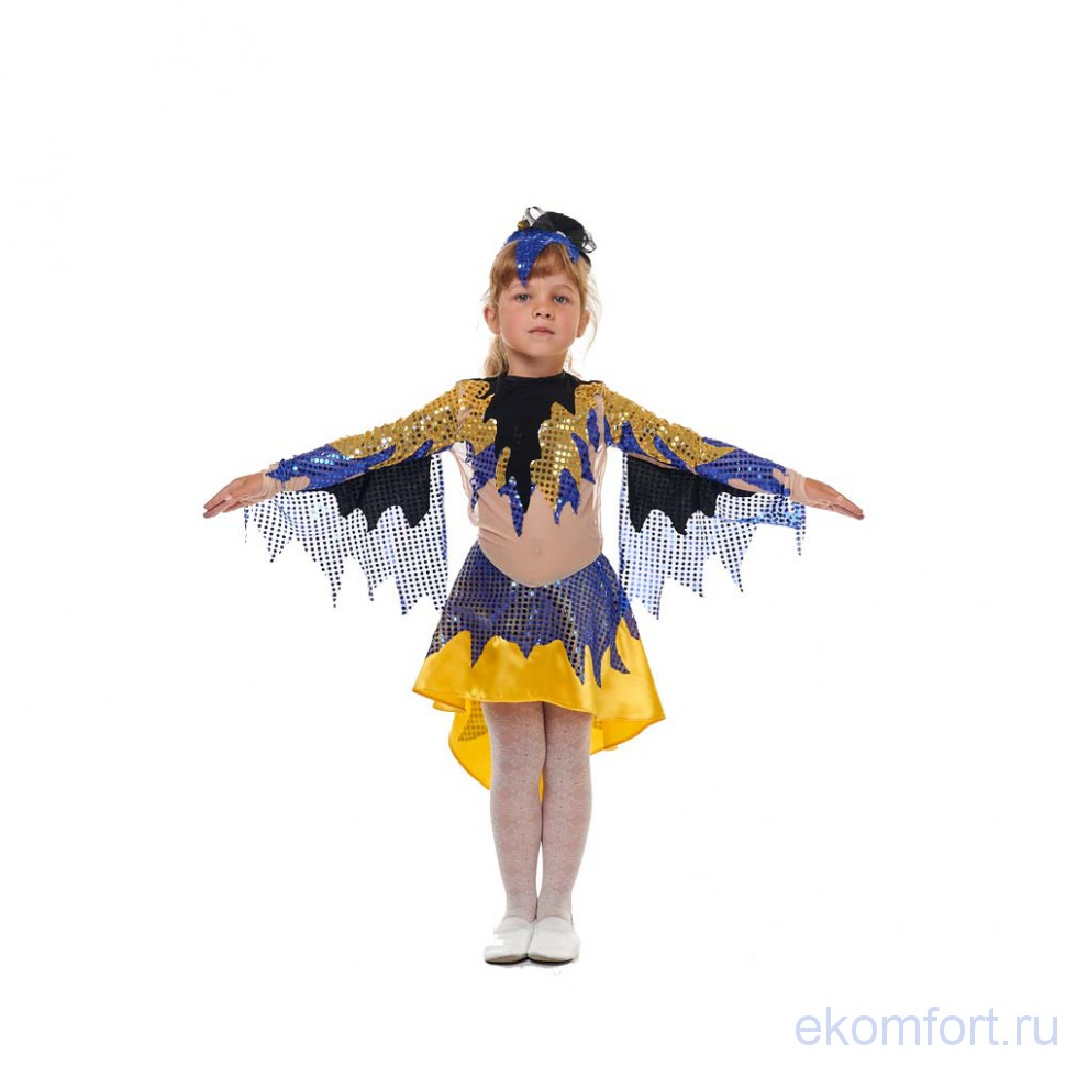 Клюв птицы для ребенка 52