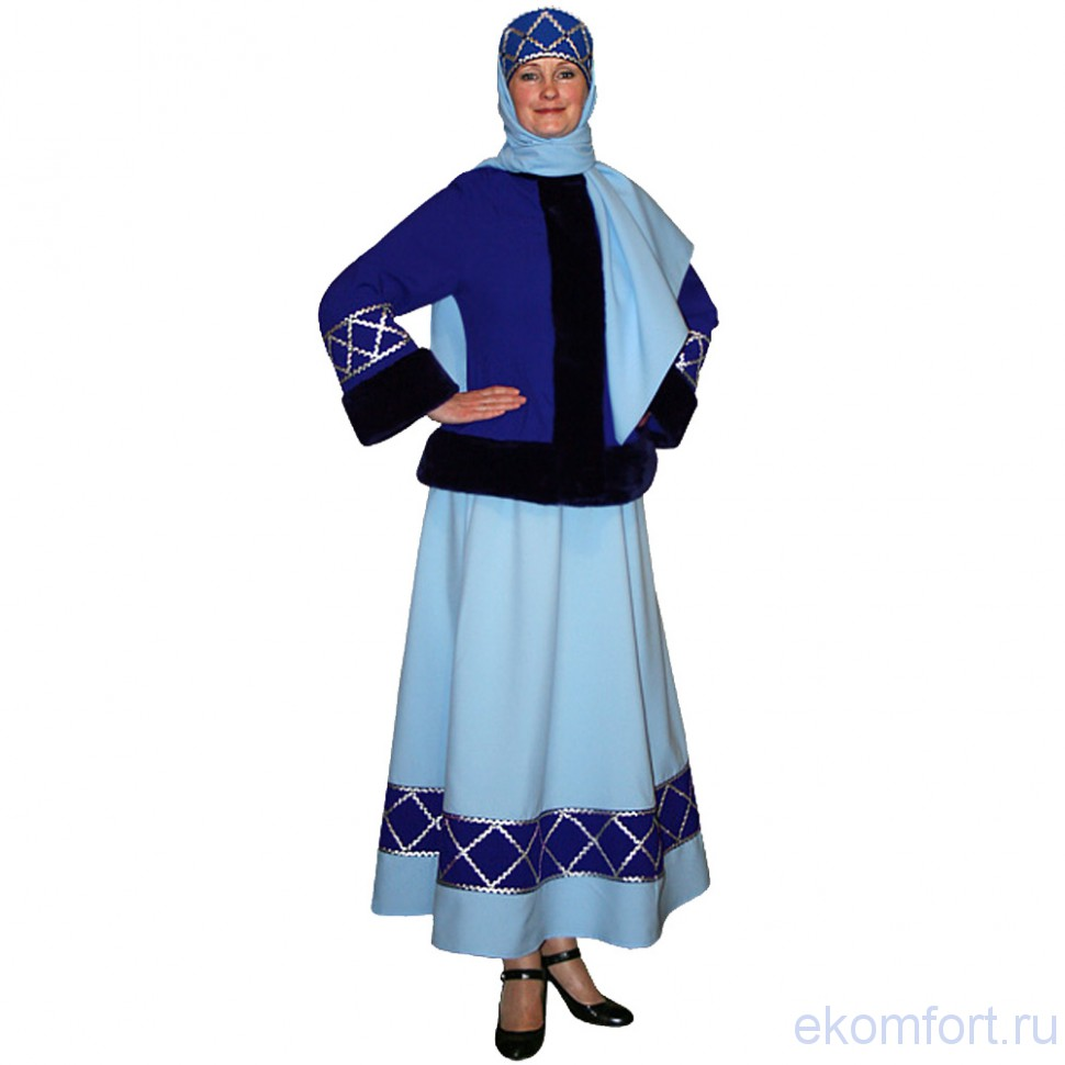 Юбка русский народный костюм