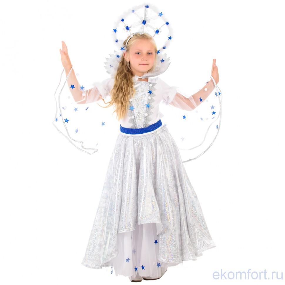 """Новогодний костюм """"Метелица"""" детские для девочки платья ... - photo#47"""