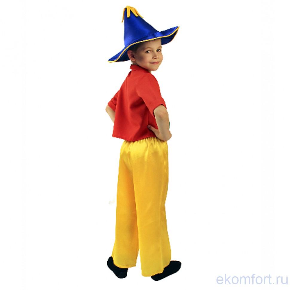 Незнайка костюм шляпа