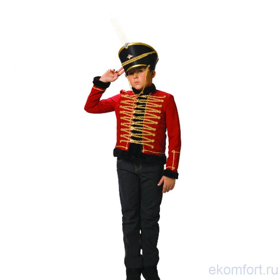 Карнавальный костюм гусара своими руками