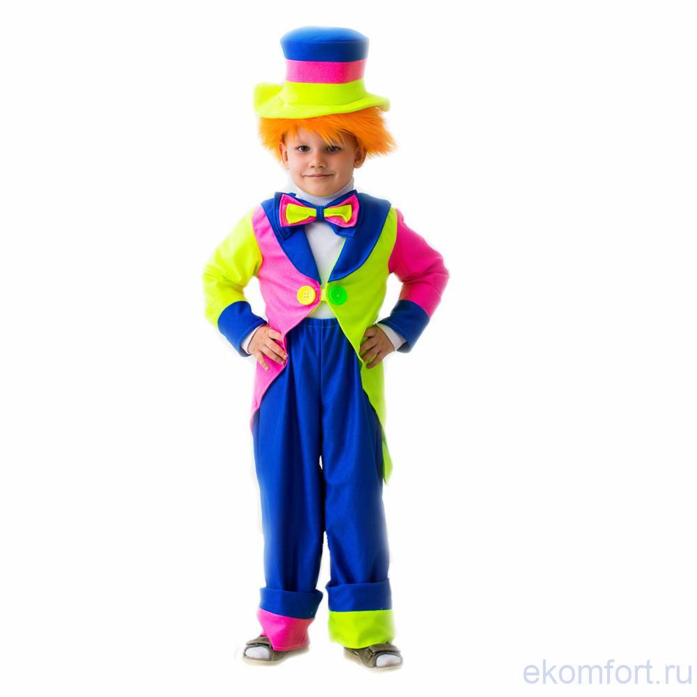 Фото костюм клоуна