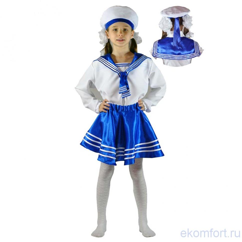 Костюм моряка в детский сад своими руками