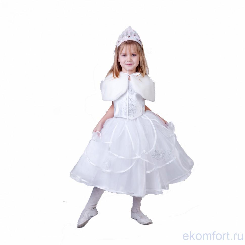 Карнавальные костюмы снежинка
