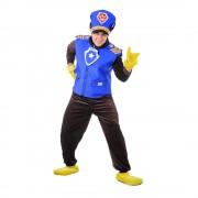 Карнавальный костюм Щенячий патруль «Чейз»