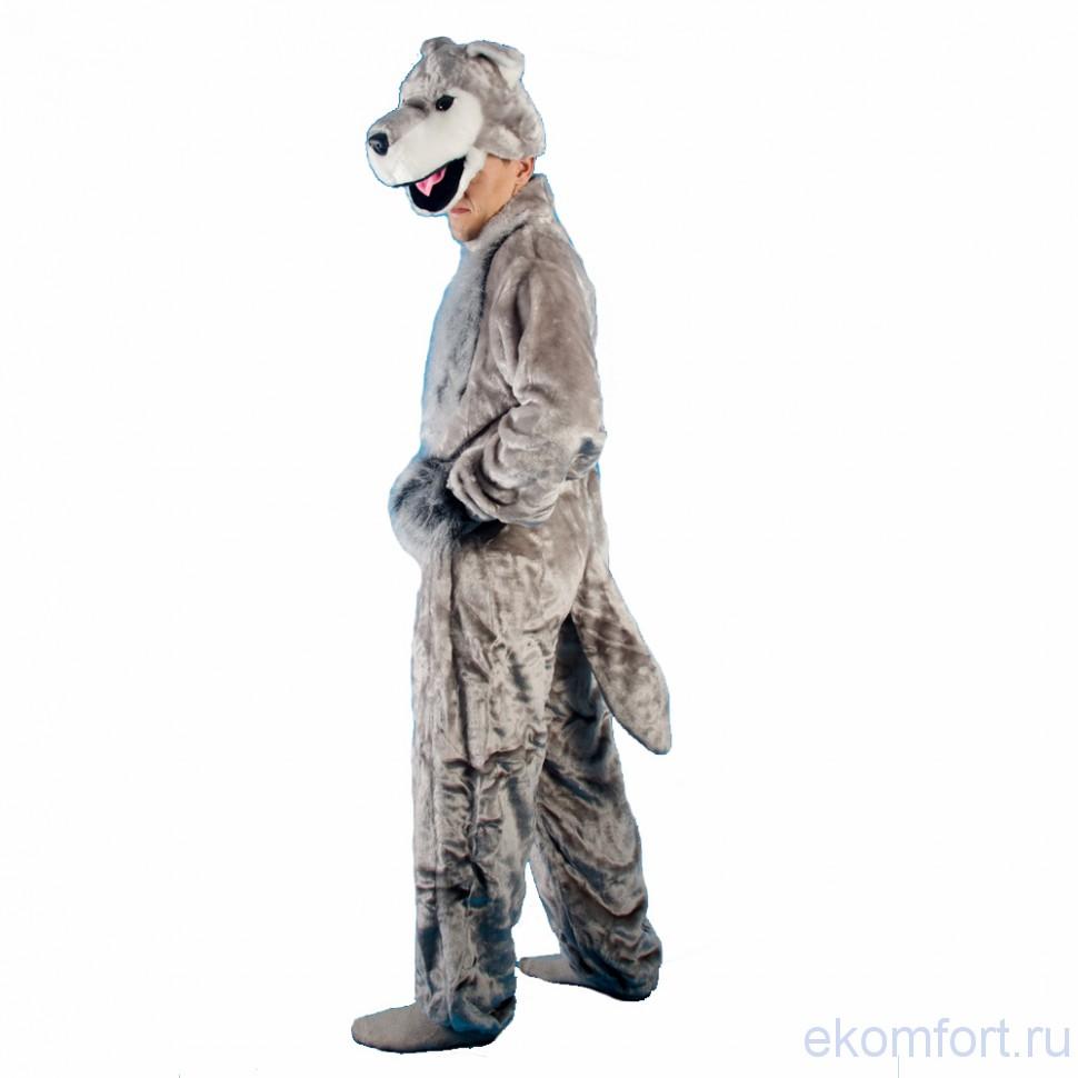 Костюм волка быстро фото