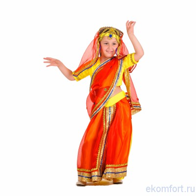 Костюм индианки для девочки своими руками фото