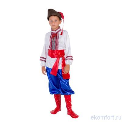 Костюм украинского казака для мальчика фото 243