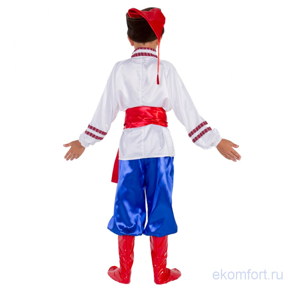 Костюм украинского казака для мальчика фото 9