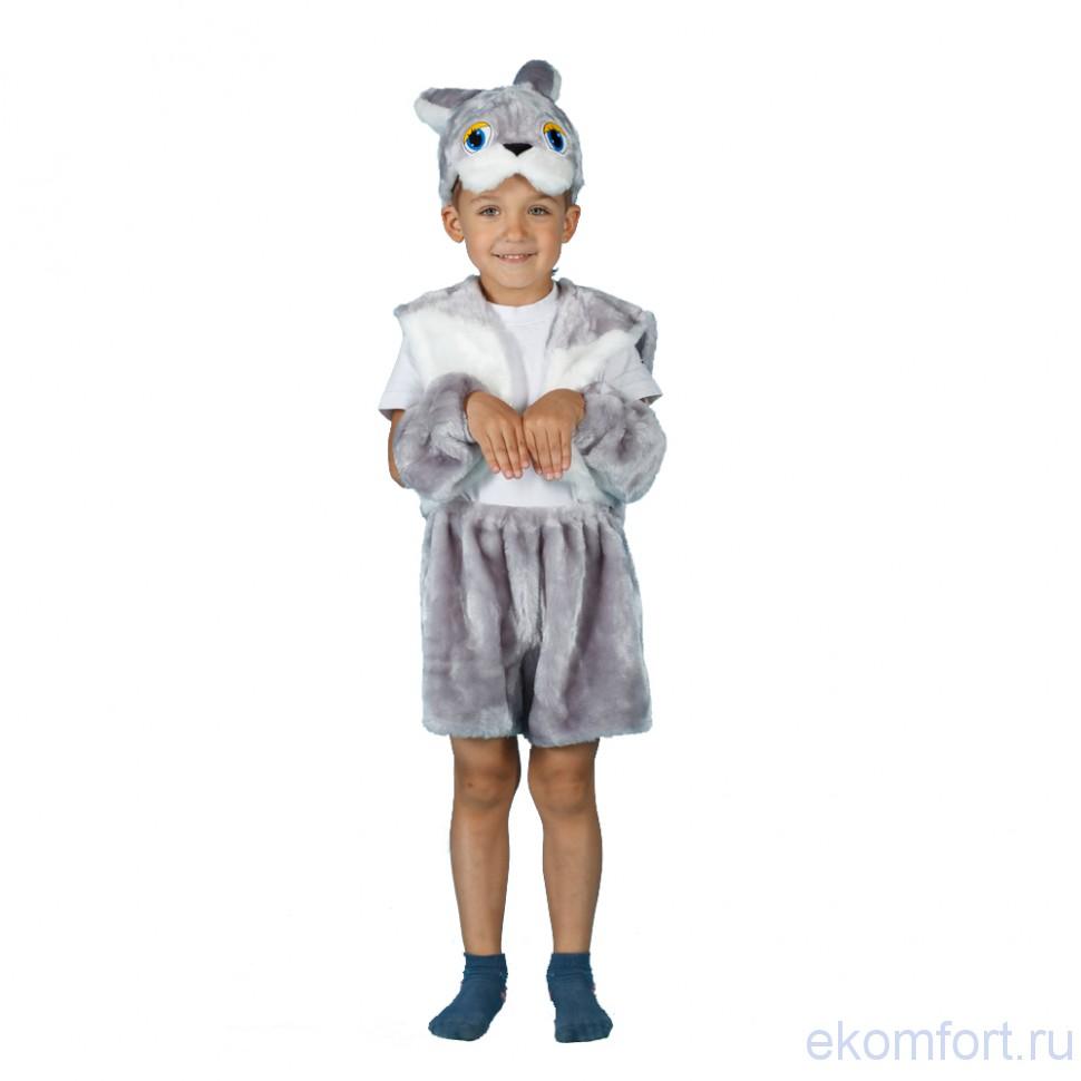 Костюм зайчика детский