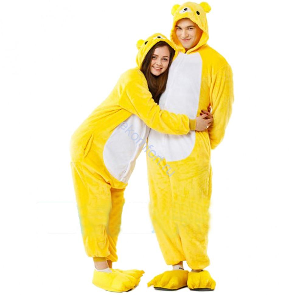 Карнавальная пижама Медведь a76fc3b0970ea