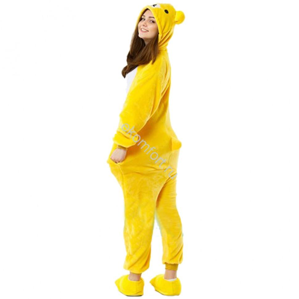 Карнавальная пижама Медведь - e2425921712de
