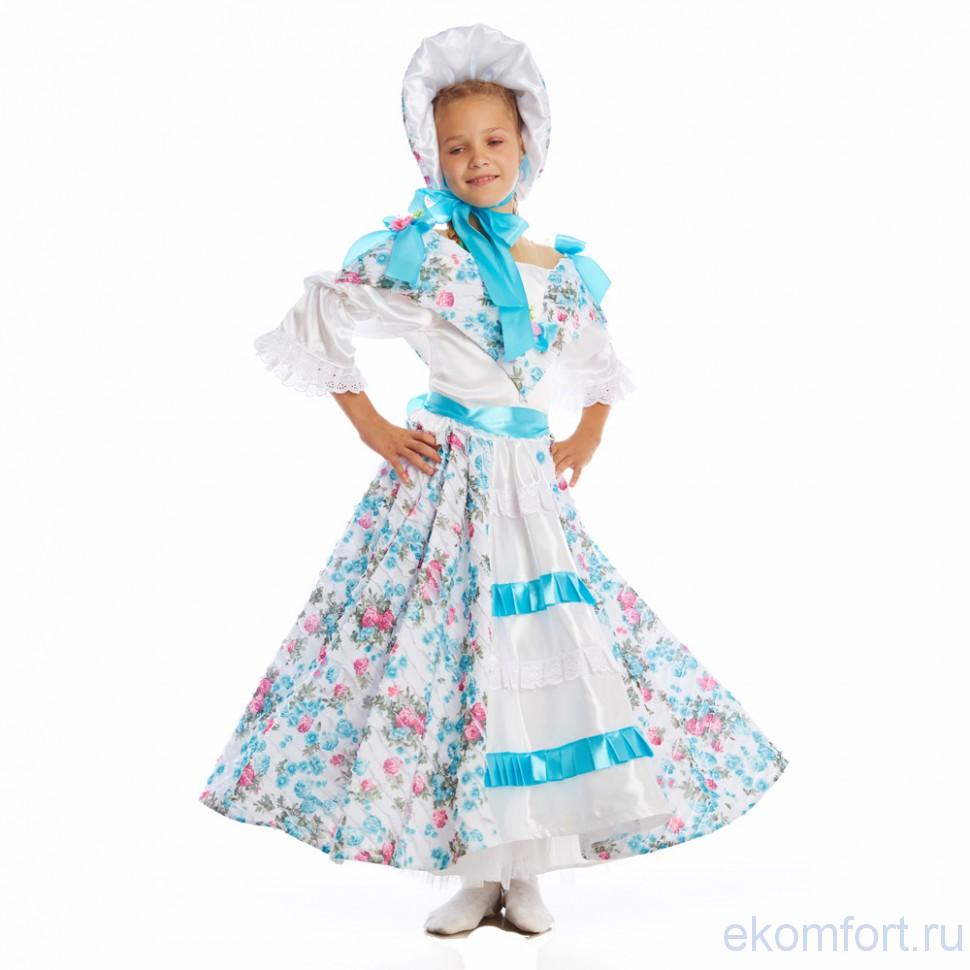 Карнавальный костюм Барышни - 3 250 руб. платья подростку - photo#1