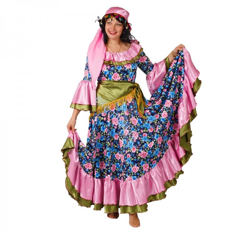 стен декоративной фото цыганского костюма нужен для