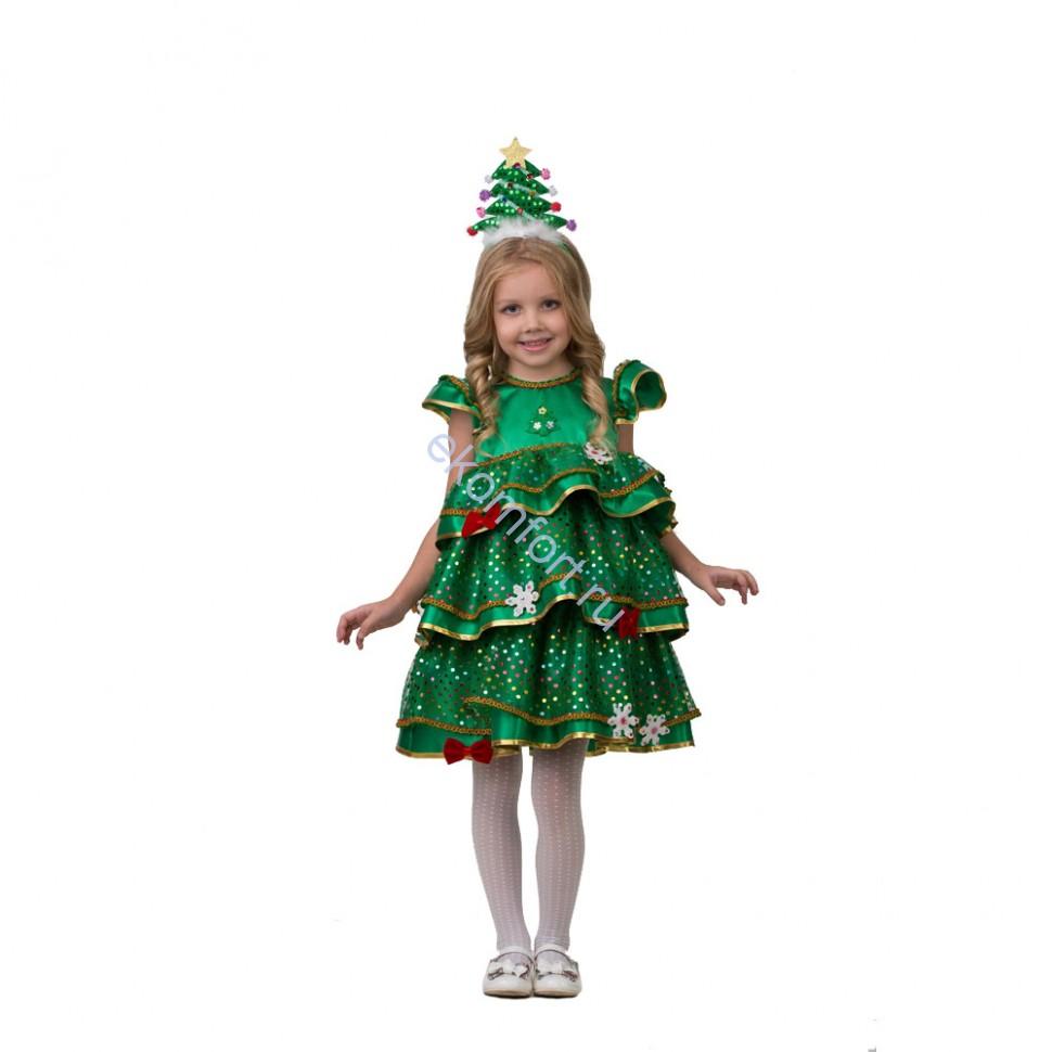 Карнавальный костюм Ёлочка Малышка елка елочка - photo#20