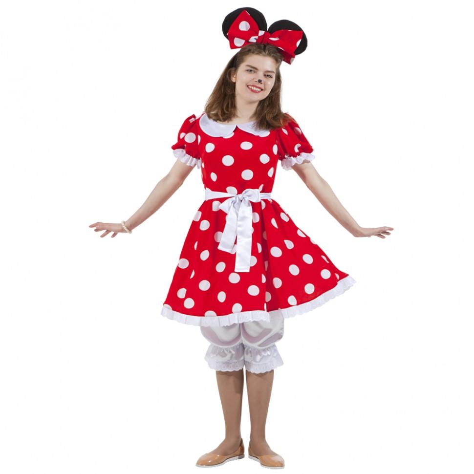 Карнавальный костюм «Минни Маус» - photo#5