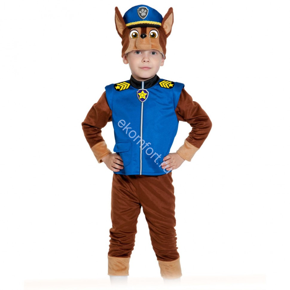 Карнавальные костюмы для детей Гонщик (Чейз) - photo#20