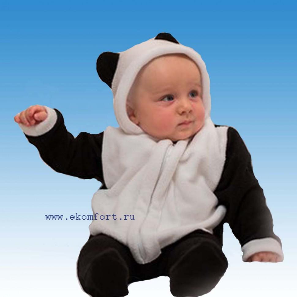 Костюмчик Панда для детей до года - 1 090 руб. до 1 года - photo#41