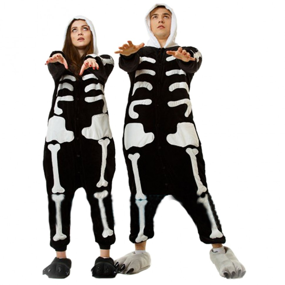 Карнавальная пижама Скелет. - 2 890 руб. c29891ac95885