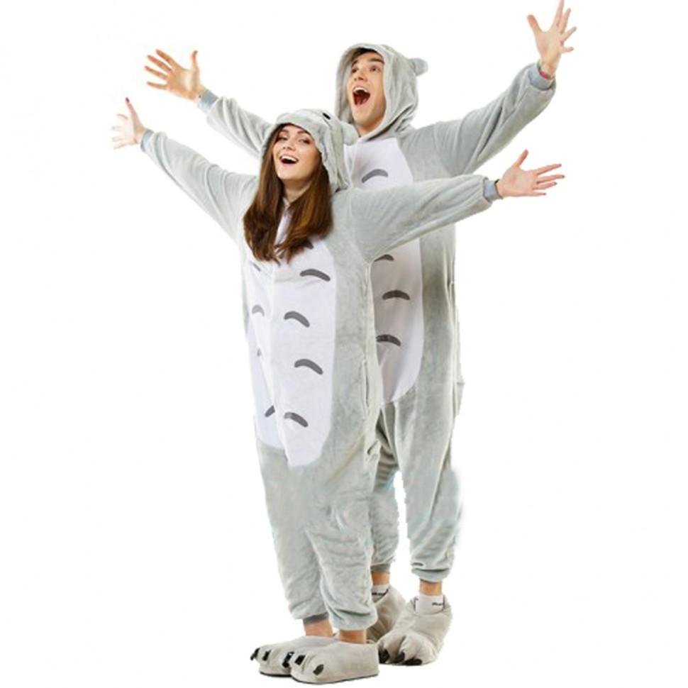 Карнавальная пижама Тотторо (серый волк). - 2 890 руб. 02938cdd722a4