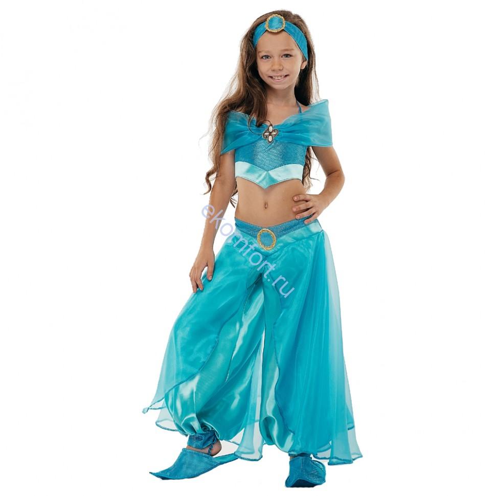 """Костюм """"Принцесса Жасмин"""" на девочку - 3 390 руб ..."""