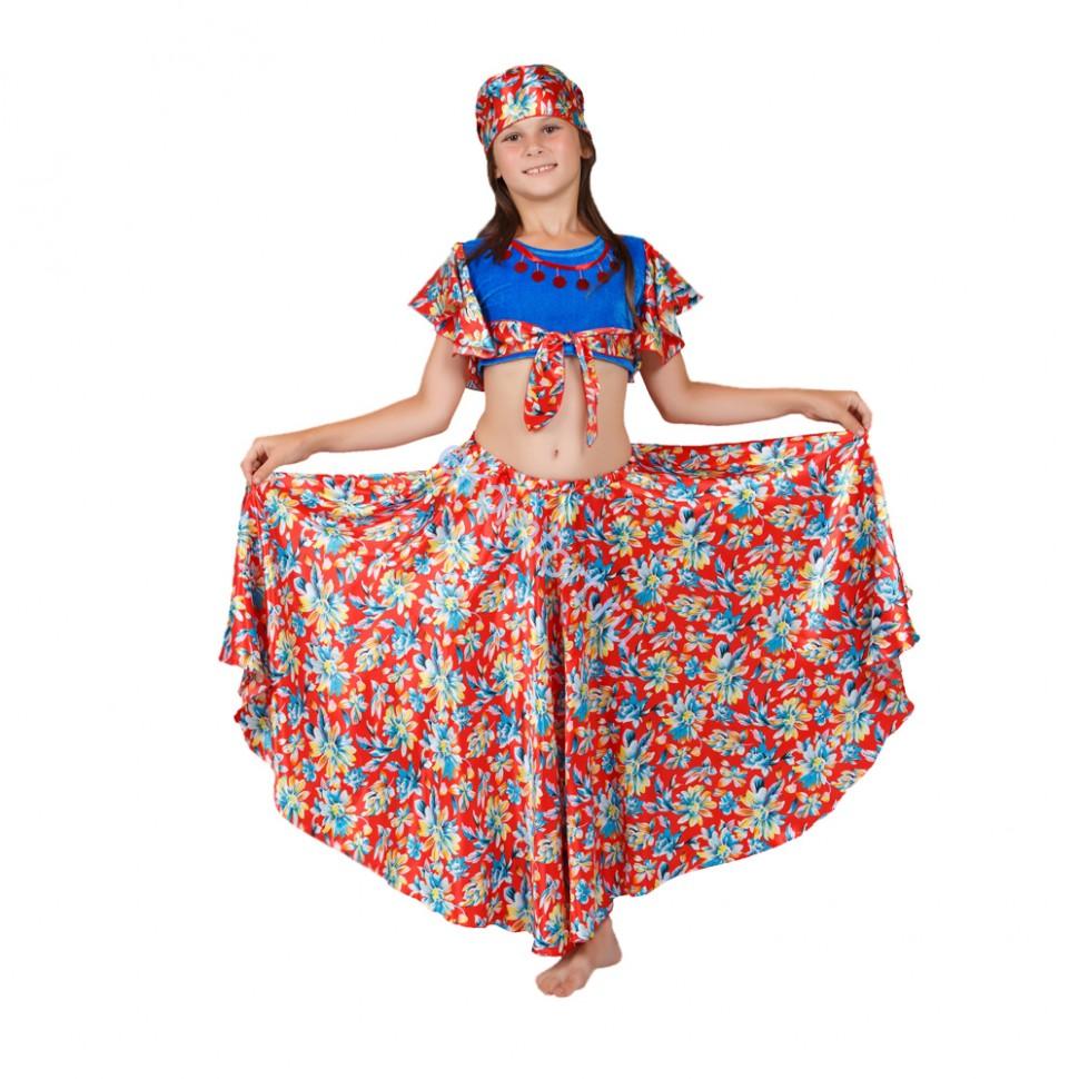 фото цыганского костюма вот сам решил