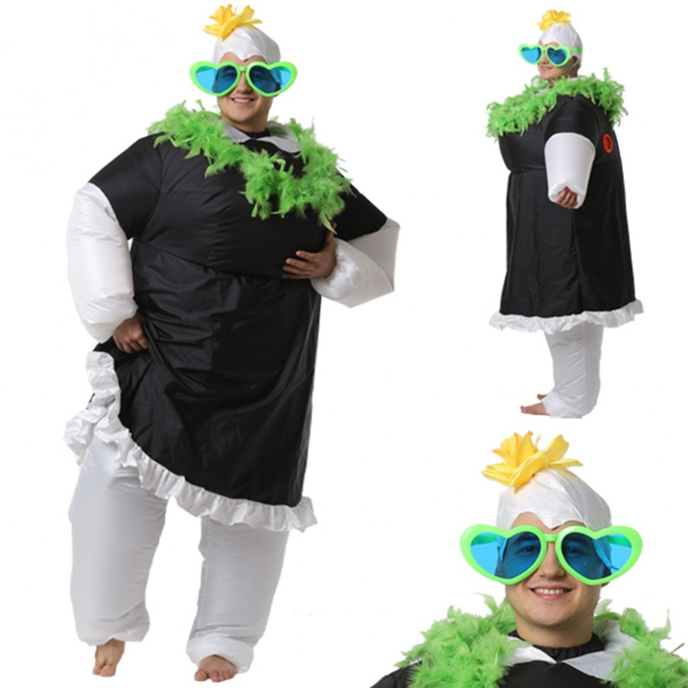 Надувные костюмы