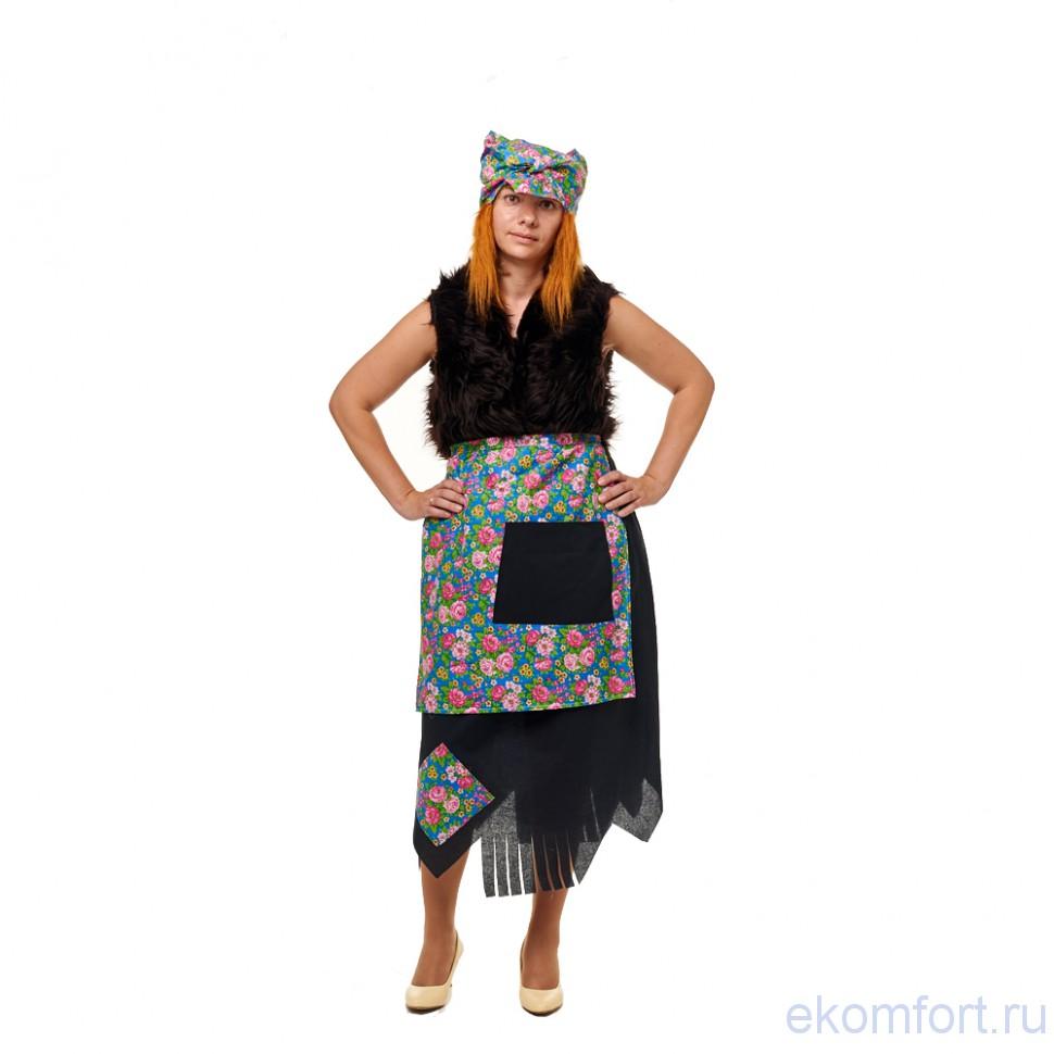 """Карнавальный костюм """"Баба Яга"""" на взрослых - 2 190 руб ... - photo#49"""
