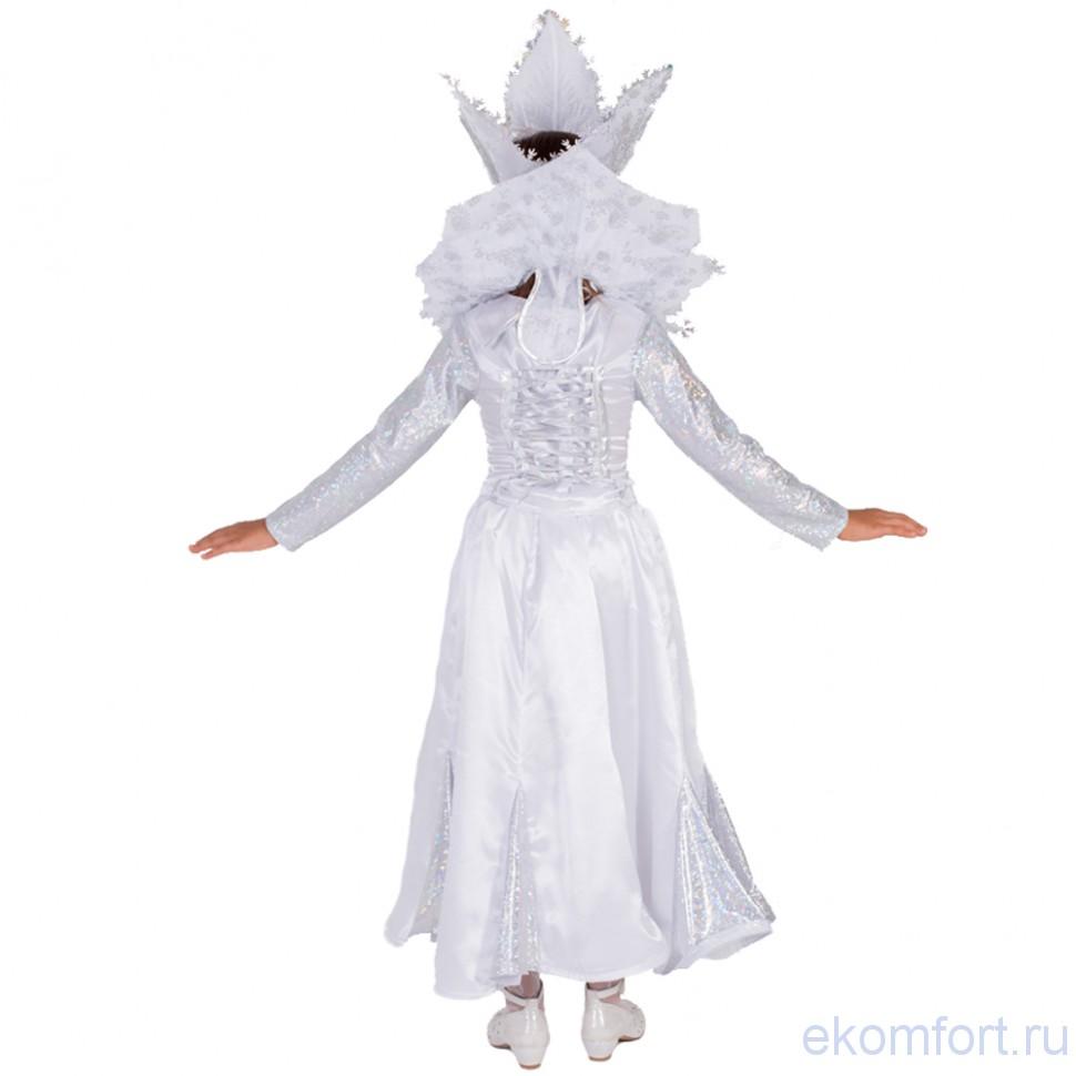 Сексуальный карнавальный костюм снежная королева считаю